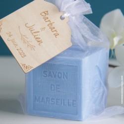 Savon de Marseille / Mini Cube 100g Marine