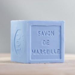 Savon de Marseille / Mini Cube 100 g - Marine
