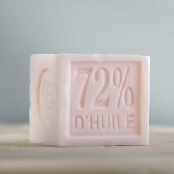 Savon de Marseille / Mini Cube 100 g - Rose