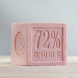 Savon de Marseille / Mini Cube 100 g - Figue