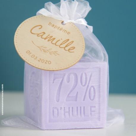 Savon de Marseille / Mini Cube 100g Lavande