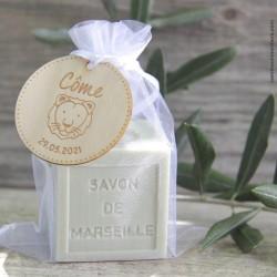 Savon de Marseille / Mini Cube 100g Olive