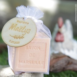 Savon de Marseille / Mini Cube 100g Cannelle Orange