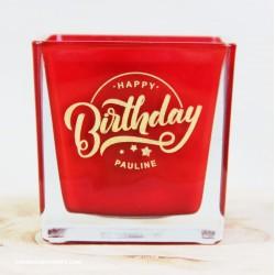 Photophore Happy Birthday