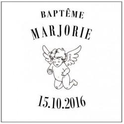 BAPTEME PHOTOPHORE ANGE