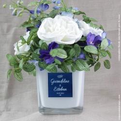 Vase personnalisé Mariage
