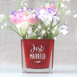 Pot Just Married