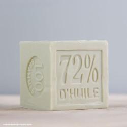 Savon de Marseille / Mini Cube 100 g - Olive