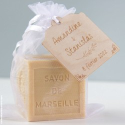 Savon de Marseille / Mini Cube 100g Miel