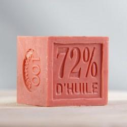 Savon de Marseille / Mini Cube 100 g - Fruits Rouges