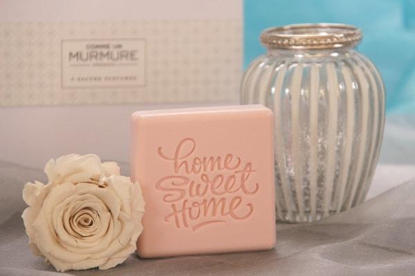 savon gravure home sweet home